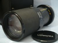 80-210mm 3.8-4 Zoom Macro Tamron AD2 Lens Cased £9.99